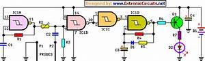 Plant Watering Watcher Circuit Schematic Circuit Diagram