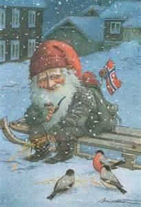 Norwegian Christmas Gnomes and Trolls
