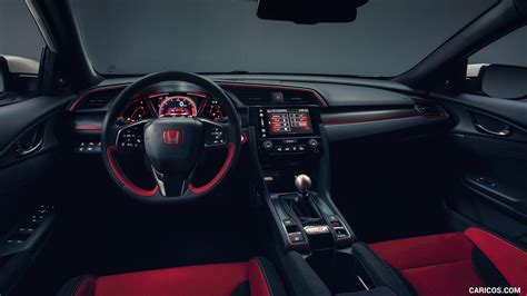 honda civic type  interior hd wallpaper