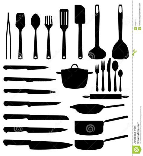 dessin d ustensiles de cuisine ustensile de cuisine image stock image 29886331