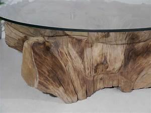 Wurzelholz Tisch Mit Glasplatte : couchtisch tisch glastisch wohnzimmertisch wurzelholz runde glasplatte 4200 ebay ~ Bigdaddyawards.com Haus und Dekorationen