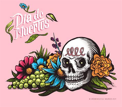 Dia de muertos Tumblr