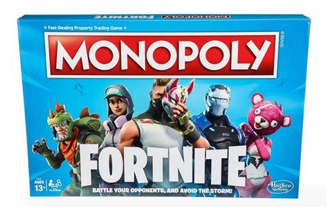 Fortnite Va Croiser Les Armes Avec Le Monopoly
