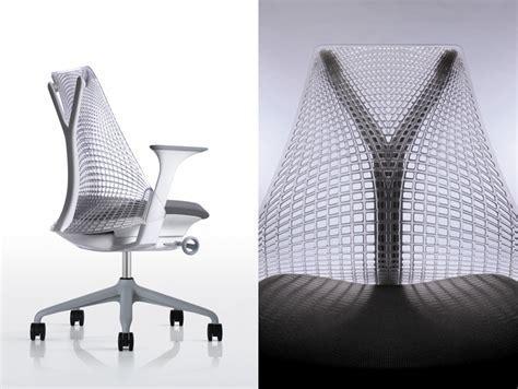 yves behar / fuseproject: sayl chairs for herman miller