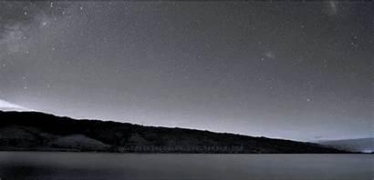 Sky Night Milky Aurora Way February Borealis