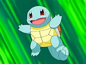 All Ash's Squirtle moves - YouTube