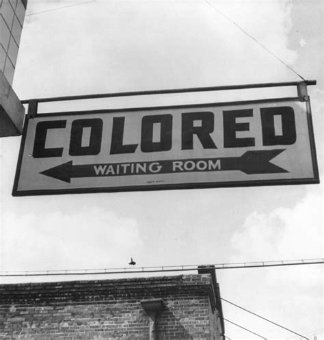 colored signs freedom riders challenge jim travel laws
