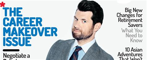 Billy Eichner Reveals The Best Advice He's Received & It's