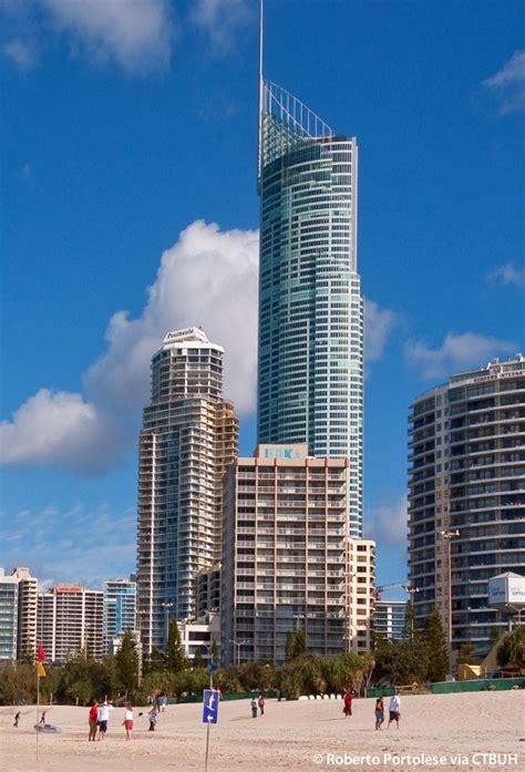 q1 tower the skyscraper center