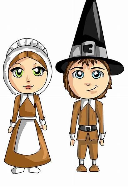 Pilgrims Clipart Pilgrim Animated Thanksgiving Clip Cliparts