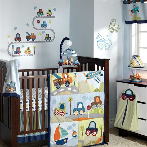 baby boy rooms themes popular items for airplanes cars on etsy transportation nursery art print set train airplane car