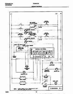 Frigidaire Electric Range Wiring Diagram Parts