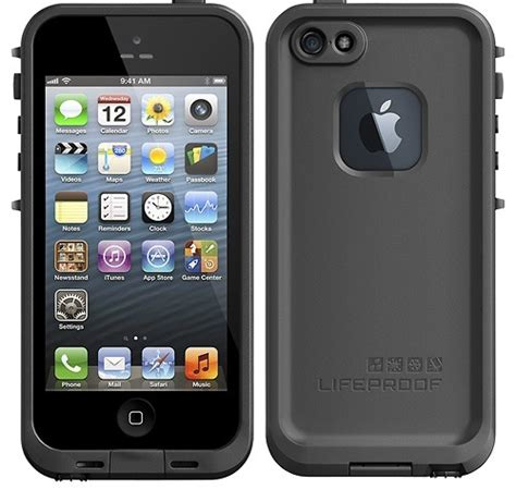 lifeproof fre iphone 5 lifeproof iphone 5 now available as fre