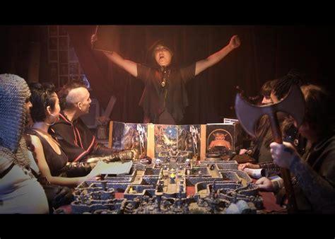 dd documentary  dwarvenaut weaves fantasy