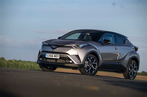 The development of the car began in 2013. 2017 Toyota C-HR arriving February - Photos (1 of 19)