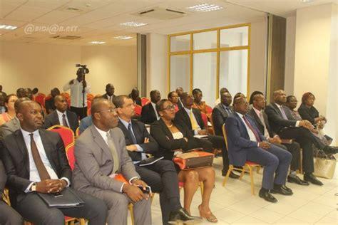 bureau des ressources humaines cérémonie de présentation du nouveau bureau et du