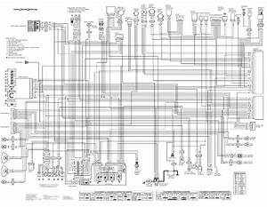 2001 Kawasaki Motorcycle Wiring Diagrams