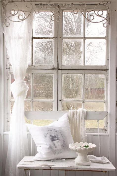 Lace Voile Curtains by Die Besten 17 Ideen Zu Shabby Chic Vorh 228 Nge Auf Pinterest
