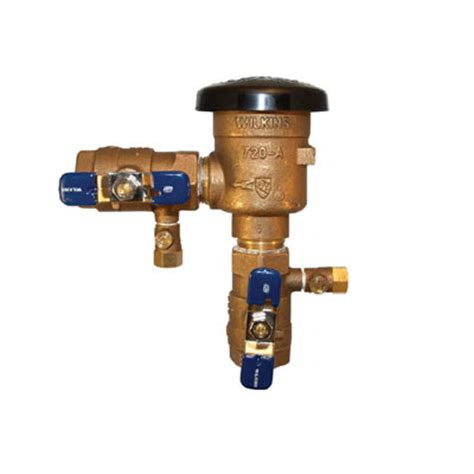 pressure vacuum breaker wilkins pressure vacuum breaker 720a series new zealand s leading bathroom products supplier