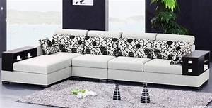 L shaped sofa design 7 modern l shaped sofa designs for for Cody fabric 5 piece l shaped sectional sofa