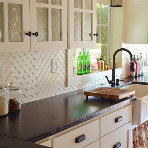 kitchen backsplash ideas taste  home