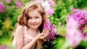 Cute Baby Girl Wallpapers with High Resolution Free Download