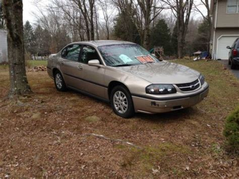 how cars run 2003 chevrolet impala transmission control find used 2003 chevy impala 75 000 miles in for us 3 500 00