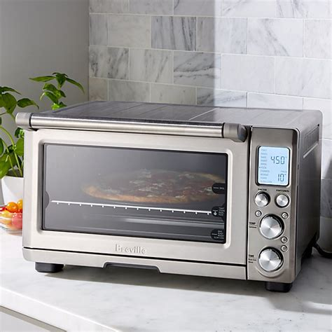 Breville Toaster Oven by Breville Smart Oven Pro Toaster Oven Crate And Barrel