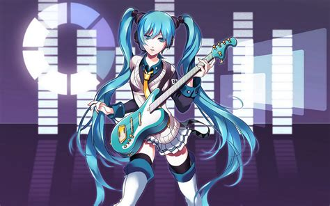 Anime Guitar Wallpaper - widescreen guitar anime wallpaper 4 anime