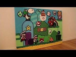 Bügelperlen Super Mario : 472 best atelier kunstkreis youtube diys images on pinterest ~ Eleganceandgraceweddings.com Haus und Dekorationen