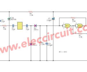 Basic Electronic Circuits For You Eleccircuit