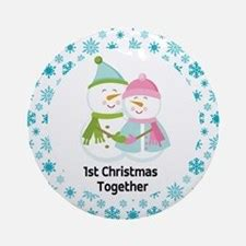 1st christmas together gifts gifts for together unique together gift ideas cafepress
