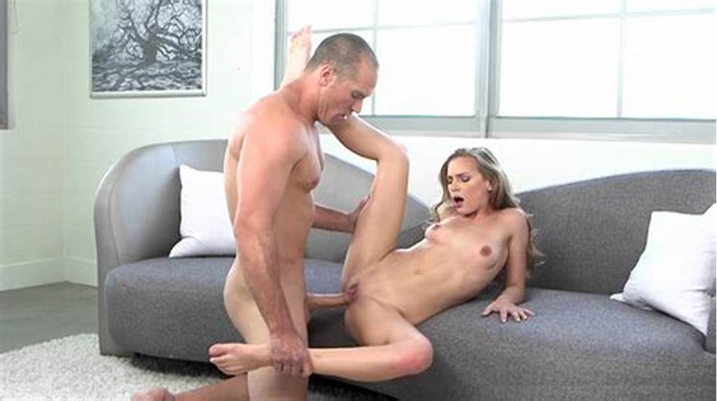 #Cute #And #Naughty #Teen #Sydney #Cole #Gets #Her #Pussy #Pounded