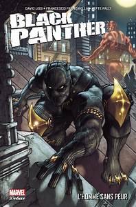 Black Panther - L'Homme Sans Peur édition TPB Hardcover ...