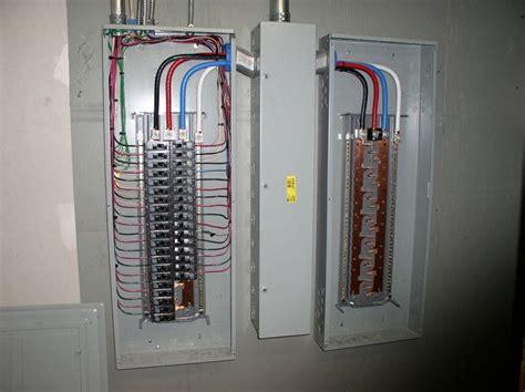 residential lighting panel boards  amp  volt