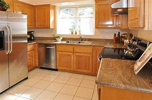 Honey Oak Cabinets With Stainless Steel Appliances Google