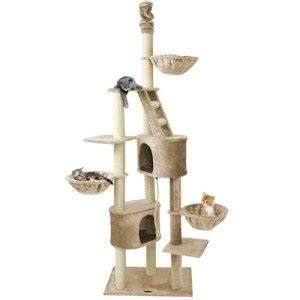 Stoff Für Kratzbaum : kratzb ume f r kleine katzen hier finden sie den richtigen kratzbaum ~ Orissabook.com Haus und Dekorationen