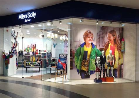 Allen Solly Junior Launches At The Forum Value Mall
