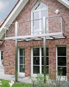 sonnenschutz balkon bartz metallbau balkon vorstellbalkon aus edelstahl glas und aluminium bielefeld herford