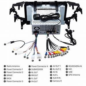 Toyota Alphard User Wiring Diagram English