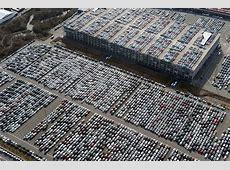 Autoumschlagplatz Bremerhaven AutoNabel der Welt