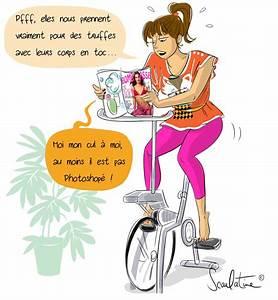 Magazine De Sport : bombasse magazine illustrations humour scarlatine body v lo myself funny les ~ Medecine-chirurgie-esthetiques.com Avis de Voitures