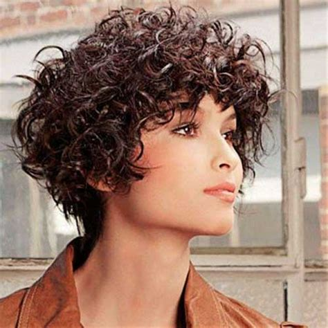 Trendy Curly Hairstyles by 15 Thick Curly Hair Hairstyles Haircuts 2018