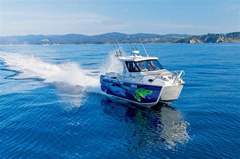 Aluminum Offshore Fishing Boat by Best Fishing Boats Australia S Greatest Boats 2016