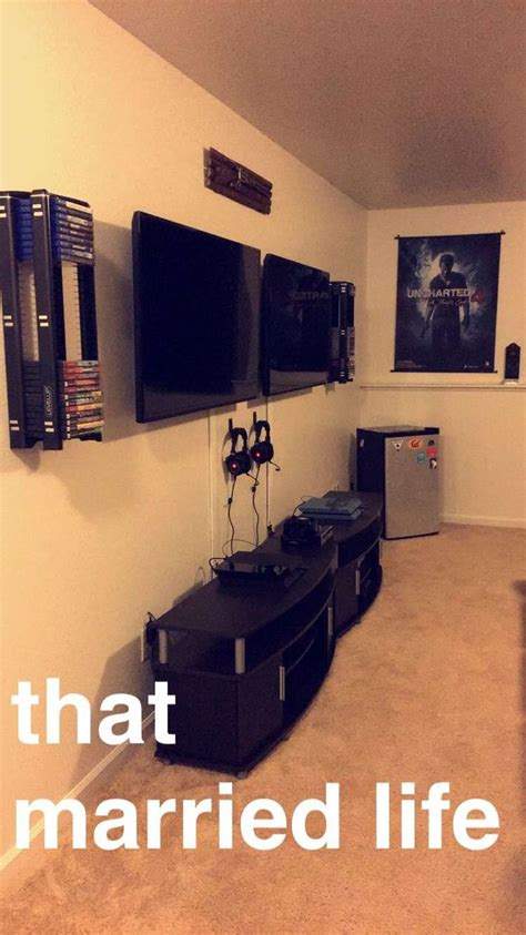 game room symmetry  couples video game room ideas