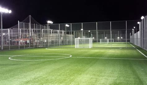 the soccer pitch turf complex in hialeah gardens miami