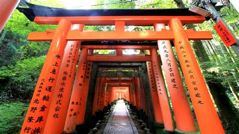 torii significado en kyoto en miyajima  mas