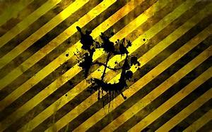 Black And Yellow Abstract Wallpaper Free Download 1506 ...