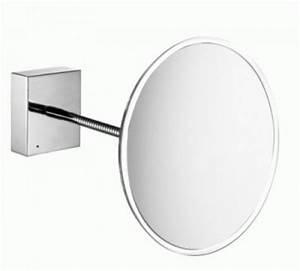 Kosmetikspiegel Mit Led Beleuchtung Und Vergrößerung : sam miro kosmetikspiegel mit led beleuchtung 2 5 fache vergr erung 5503554010 sam hahn ~ Sanjose-hotels-ca.com Haus und Dekorationen