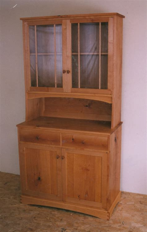 woodworking plans   build  small china cabinet  plans